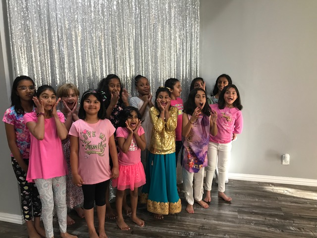 Milaana Dance_Bollywood Birthday Party for Kids_2