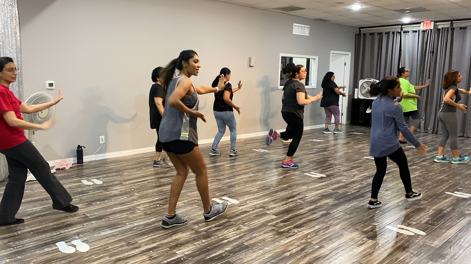 Milaana Dance Bollywood Workout Coppell