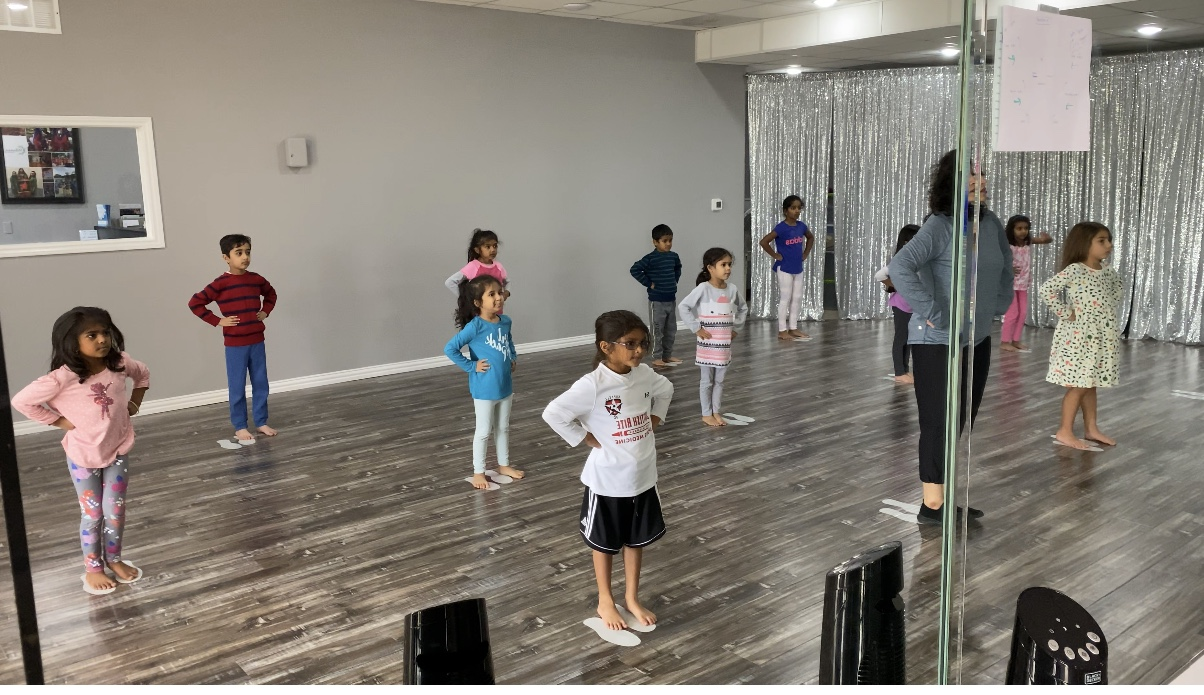 Milaana Dance Coppell Bollywood Kids Class Sunday