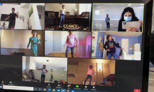 Milaana Dance Bollywood Classes for Kids Online
