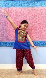 Milaana Dance Bollywood Online Recital
